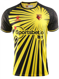 20/21 Watford Home Jersey - Jersey Loco