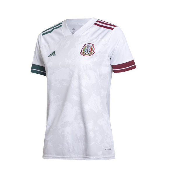 20/21 Mexico Women Away Jersey - Jersey Loco