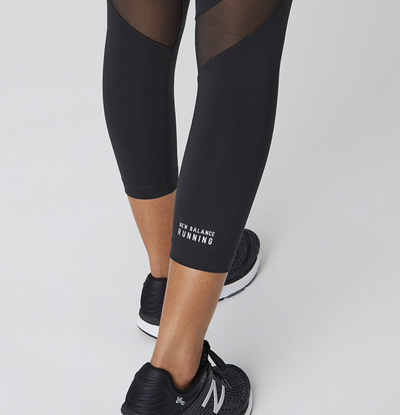 Impact Run Crop Tight
