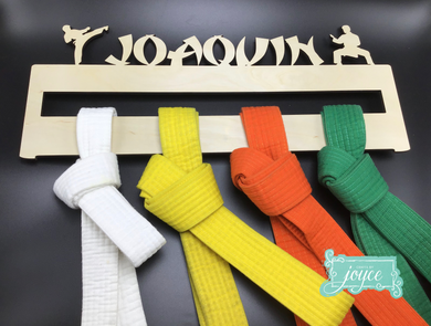 Medal/Karate Belt Display Hanger