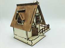 Load image into Gallery viewer, Wooden Doll House