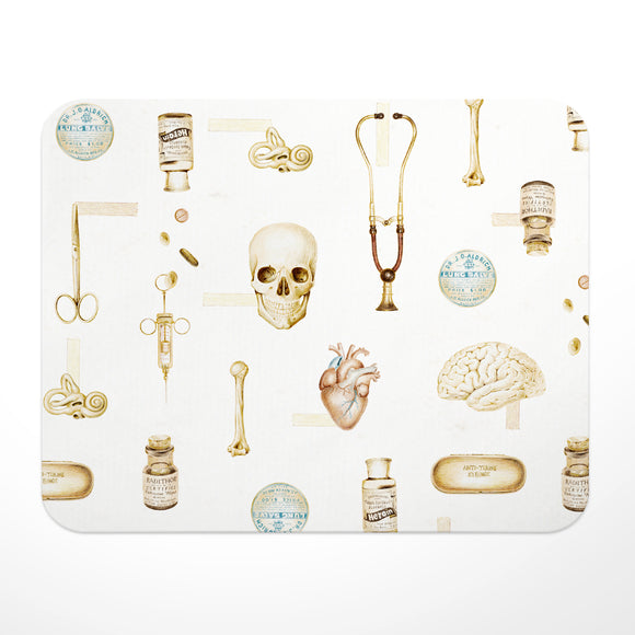 Medical art Mouse Mat