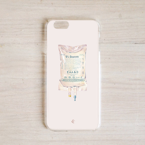 IV fluid Phone Case