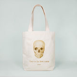 Multi Pockets Canvas Bag - Skull
