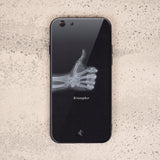 X Ray Glass Phone Case-Best of You