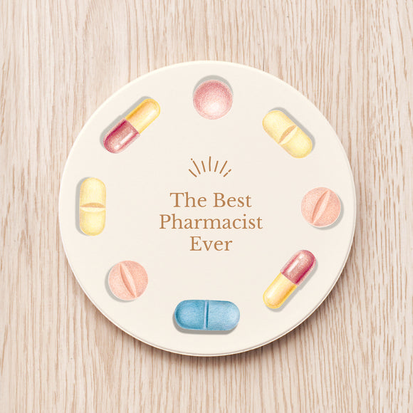 Best Pharmacist Coaster