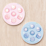 Fertilized Eggs Ceramic Coaster
