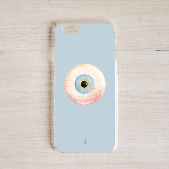 Eyeball Phone Case