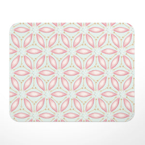 Muscle & Bone Flower Mouse Mat