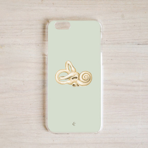 Bony Labyrinth Phone Case