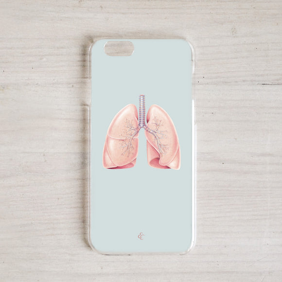 Lung Phone Case