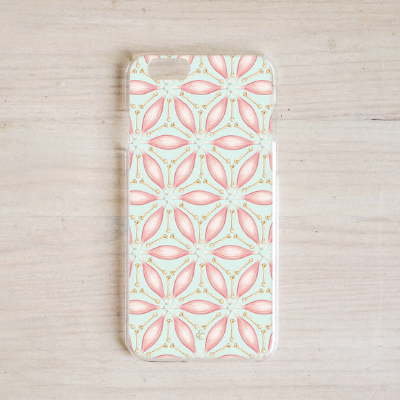 Muscle & Bone Flower Phone Case