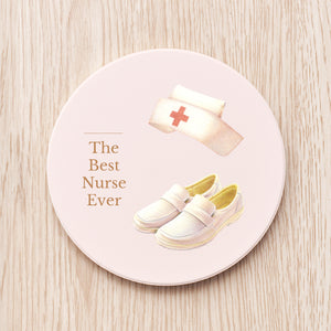 Best Nurse Coaster