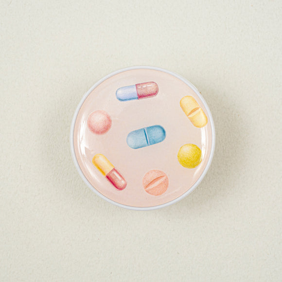 Collapsible Grip - Pills