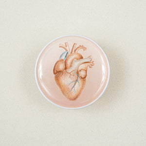 Collapsible Grip - Heart