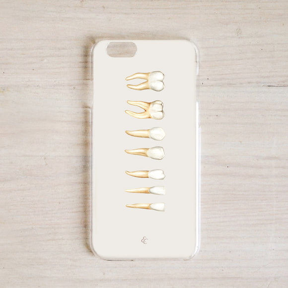 Teeth Phone Case