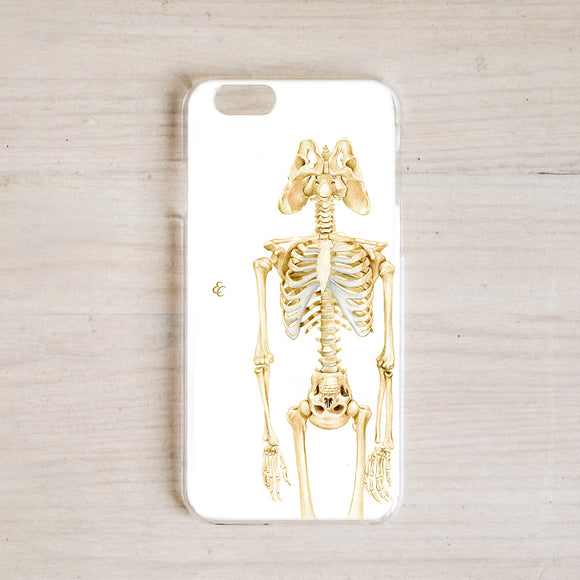 Skeleton Phone Case