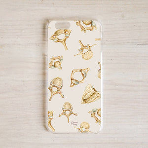 Vertebrae Phone Case