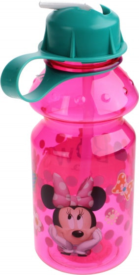 drinkfles Minnie Mouse 400m ml roze