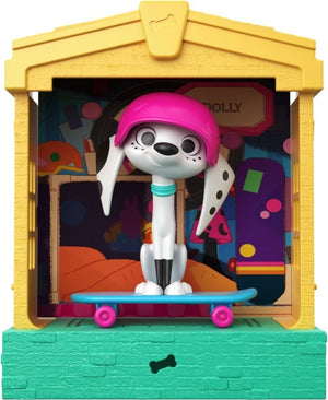 speelset 101 Dalmatian Street - Dolly 4-delig