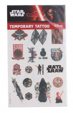 tattoo Star Wars Tiefighter 9,5 x 13 cm