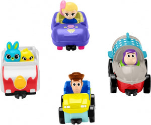 Toy Story 4 speelfiguren Carnaval Cruisers 4-delig