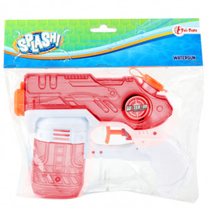 waterpistool Splash junior 19 cm rood
