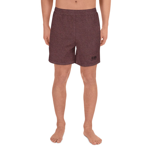 GS Two-Tone Men's Athletic Long Shorts
