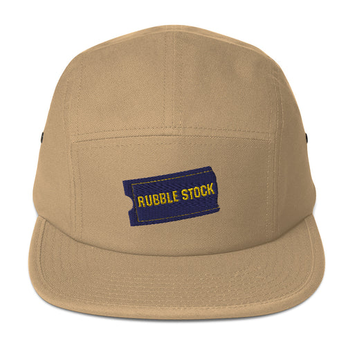 Rubble Stock Five Panel Cap