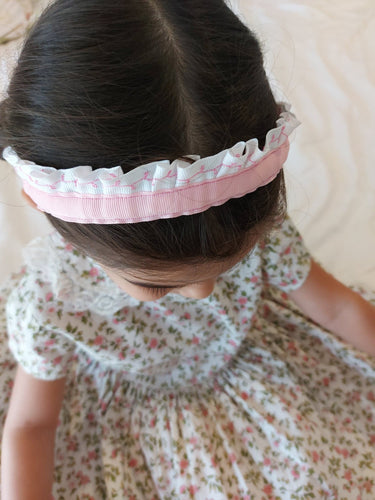 The Crown Embroidery Headband