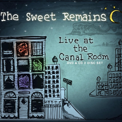 Live At the Canal Room (DVD+CD)
