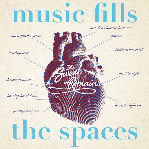Music Fills The Spaces — new album (CD) + tSR winter hat