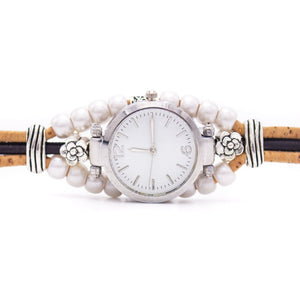 White Pearl Watch