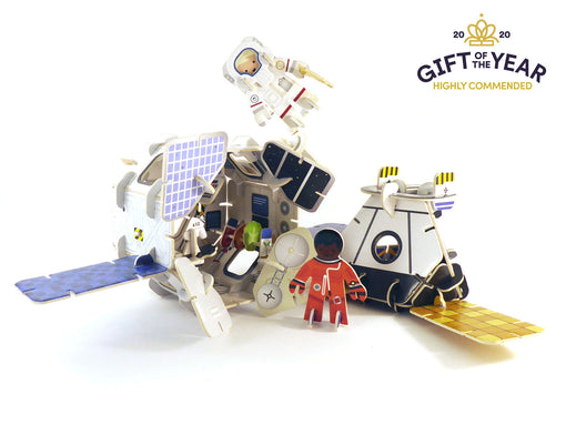 International Space Station playset