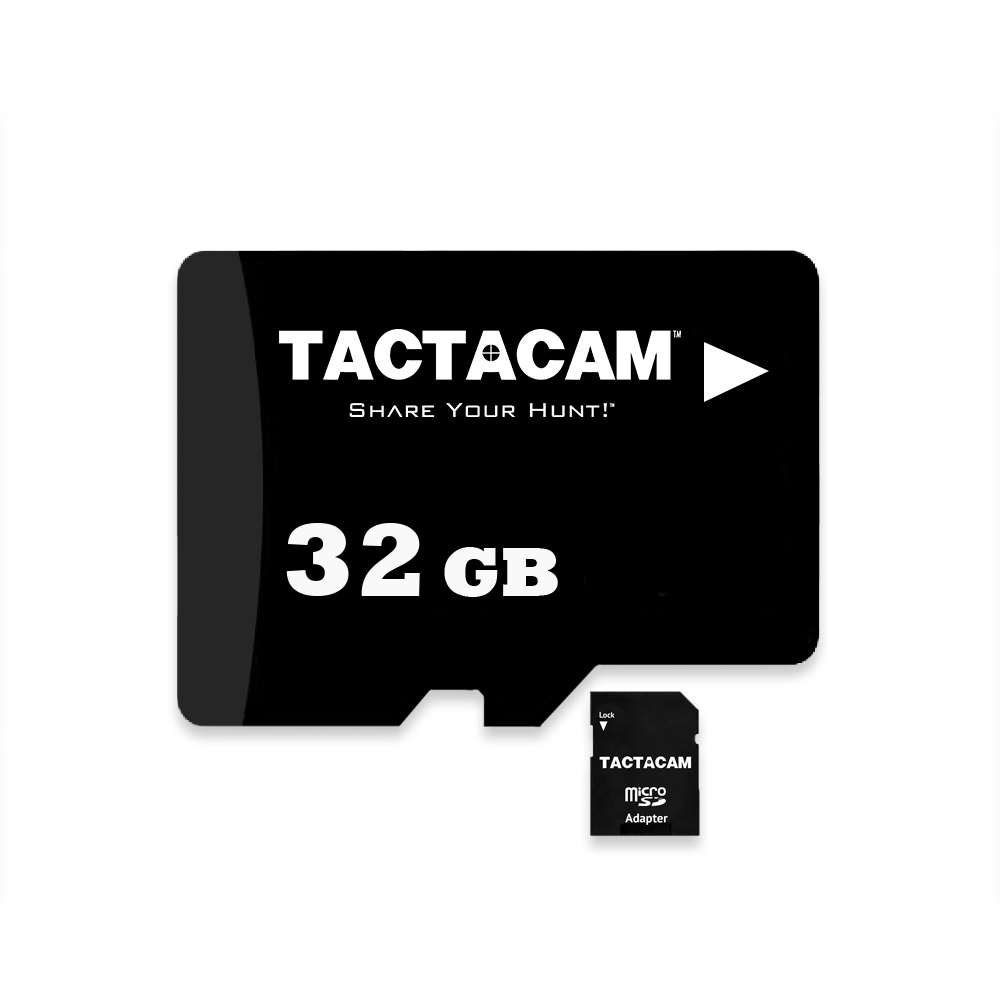Tactacam SD Card