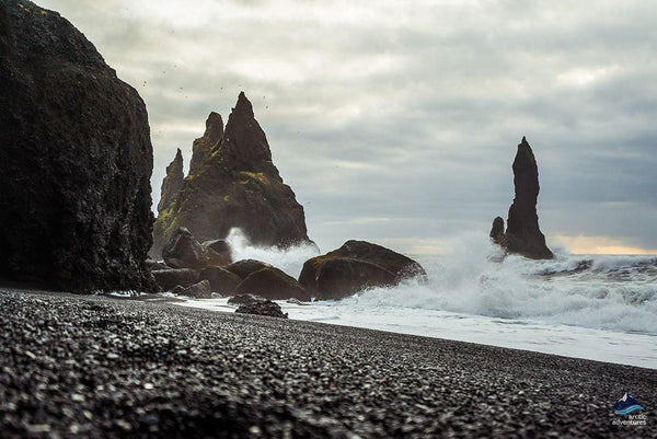 BLACK BEACH - REYNISFJARA