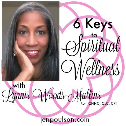 6 Keys to Spiritual Wellness (guest post)