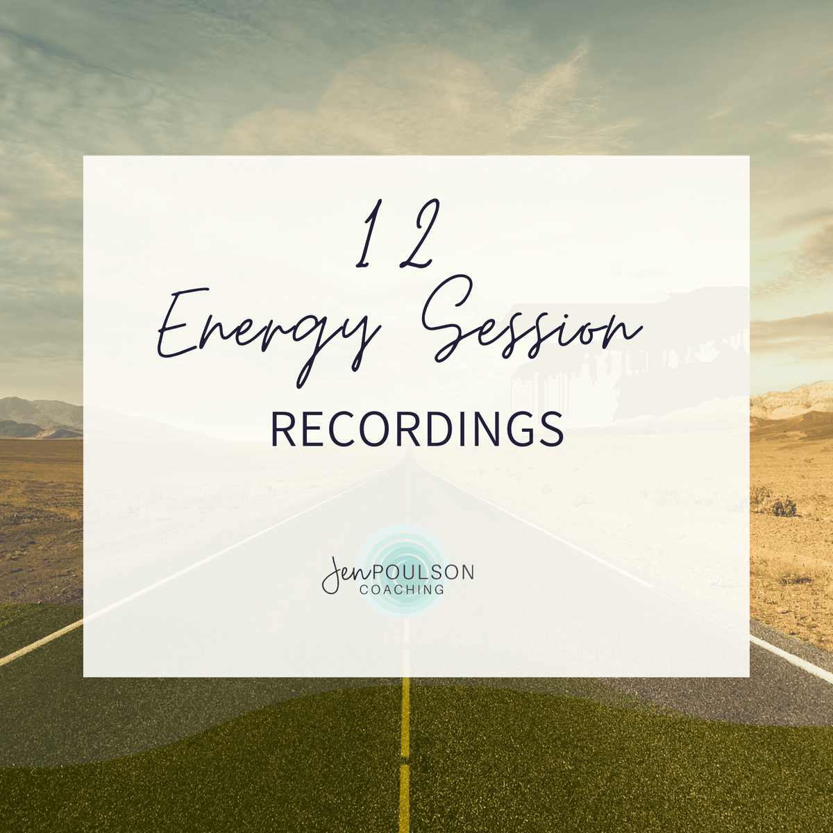 12 Energy Session Recordings