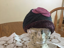 Load image into Gallery viewer, Handmade cloche hat