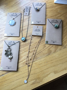 Alaskan made Necklaces