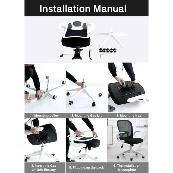 How to put together your new chair