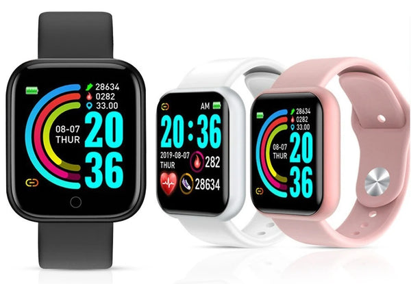 FitPro Smartwatch Your Health Steward