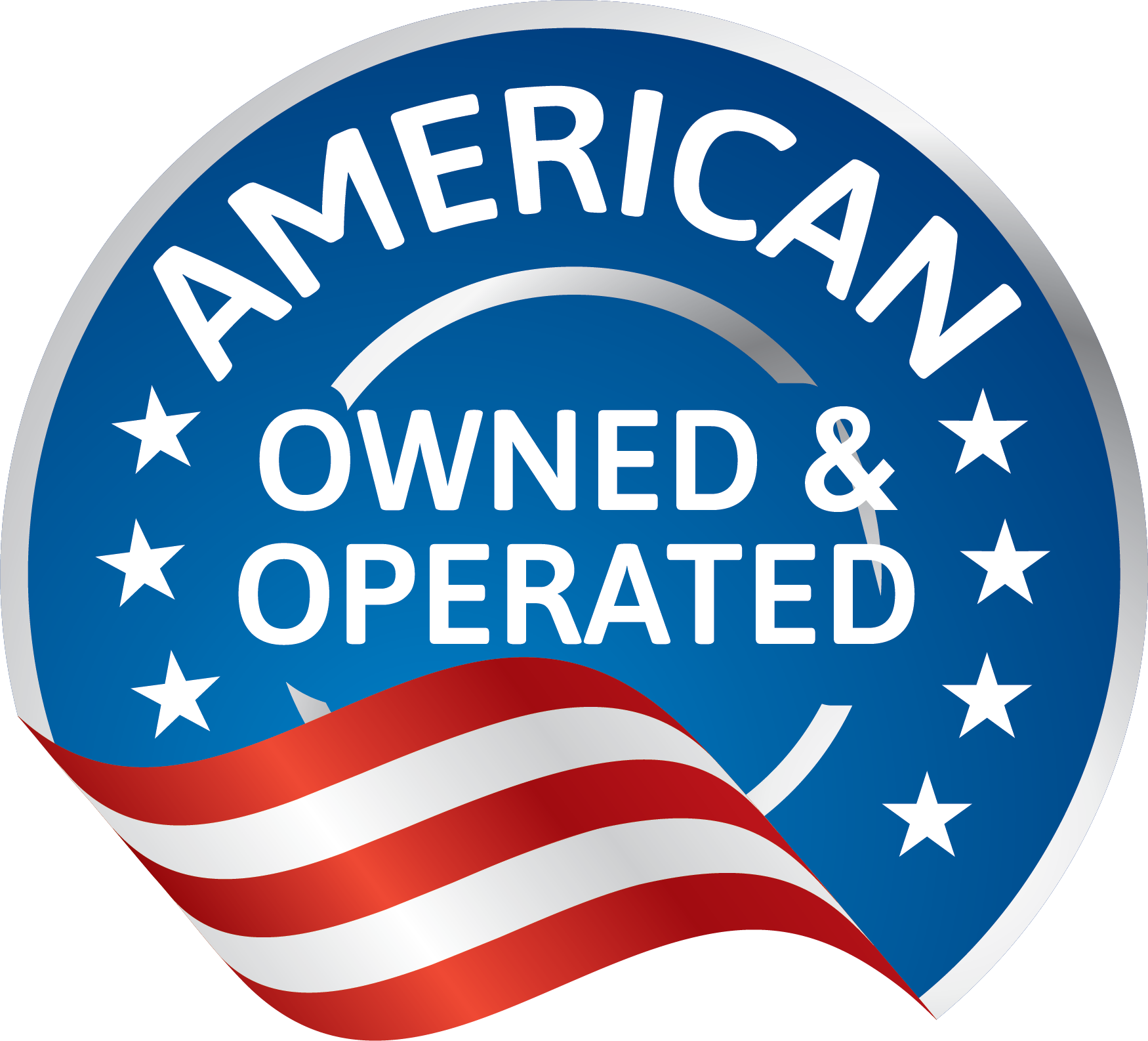 American Owned and Operated