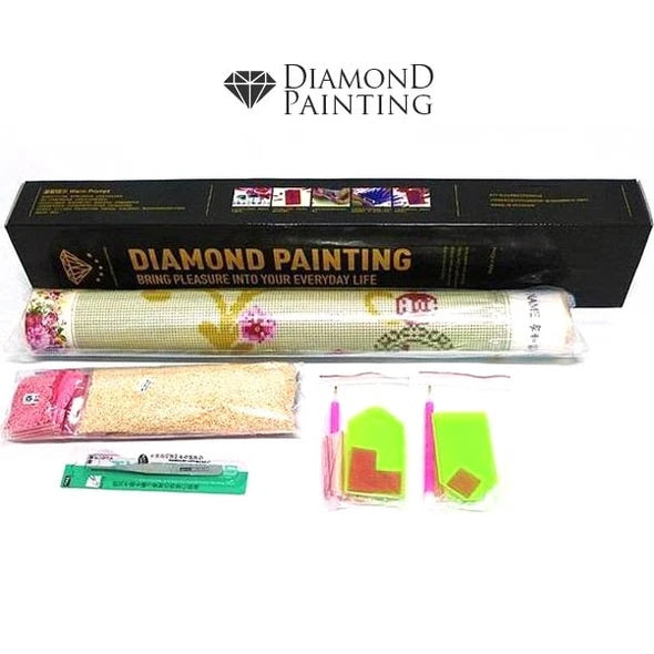5D Diamond Mosaic Kits