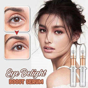 Eye Delight Boost Serum Anti Wrinkle Eye Cream Eye Contour Strength Remover Eye Bags Dark Circles Within 2 Mins Shipping TSLM1