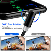 Freedom Cables™ Magnetic iPhone Android Charger