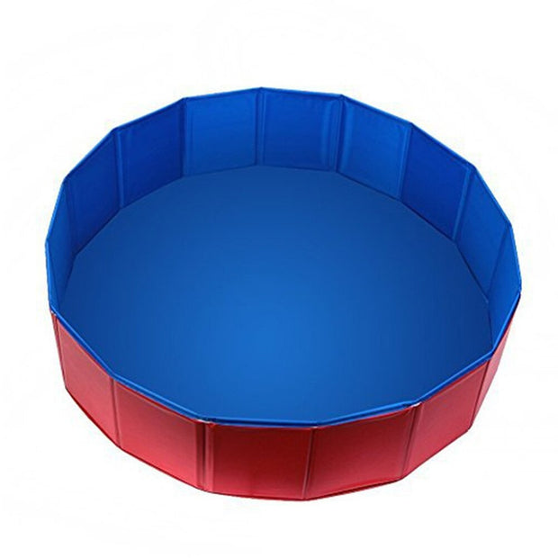 Collapsible Dog Pool Pet Bath Puncture Resistant