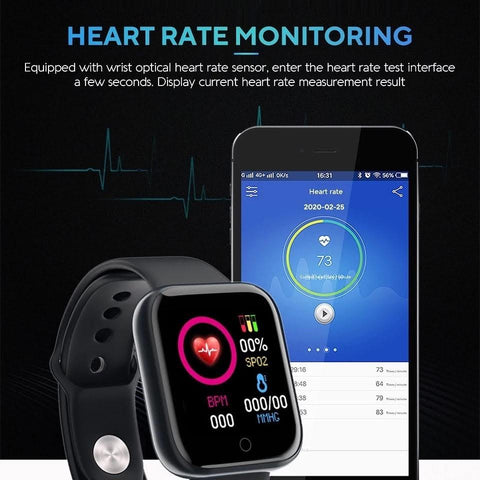 FitPro™ Health Smartwatch