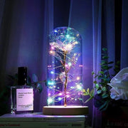 Enchanted Glowing LED Rose