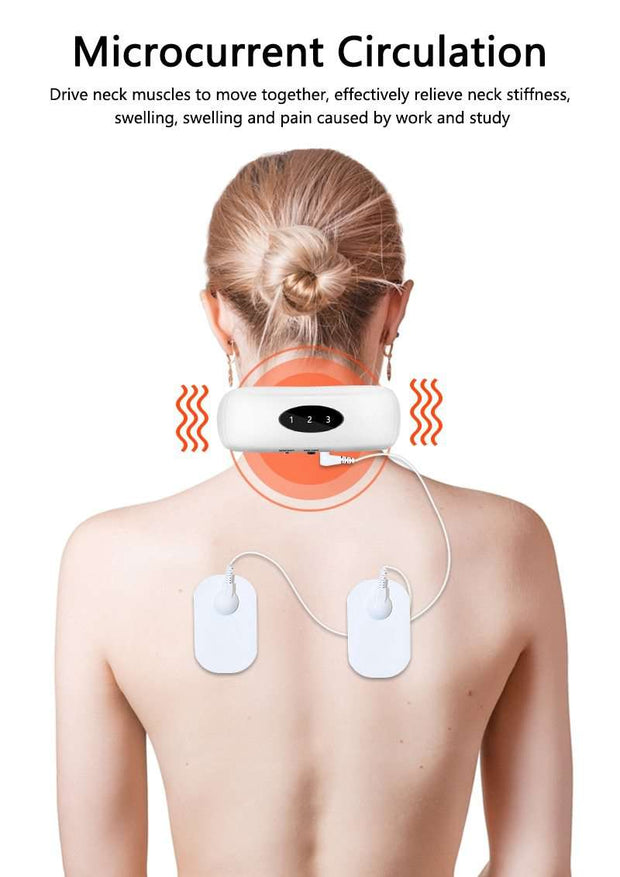 Electric Neck Massager & Infrared Heating